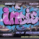 Indies with Angel on Belter Radio 20.3.17