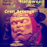 Cran Arteaga - Progressive Planet Radio Broadcast # 037 Oct 2012 Halloween  Special