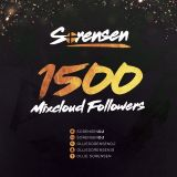 1500 Mixcloud Followers Mix
