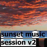 Sunset music session v2 @ Asanbay 01/06/18