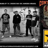 REVELACION RADIO HARDCORE Nº 73 (CON CONTROLE -BRASIL)