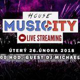 Live House Music City vol.6 (26.2.2018)