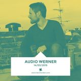 Audio Werner - fabric x Toi Toi Mix (Mar 2015)