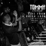 Live From @BrisaLoca 18_02_17 - Tommy Radikles