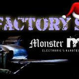 Monster Mush - Dj set @ Special Xmas On Factory Sound Radio , (Germany)