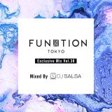FUNKTION TOKYO Exclusive Mix Vol.38 By DJ SALSA