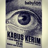 BABYLON 11 JANUARY KABUS KERIM