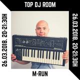 M-Run @ Top DJ Room - EP#38