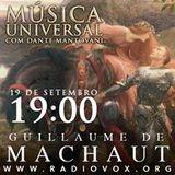 Música Universal - Guillaume de Machaut