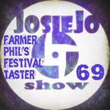 The JosieJo Show 0069 - Farmer Phil's Festival  2015 Taster