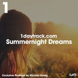Exclusive Mix #32 ★ Nicolas Haelg - Summernight Dreams ★ 1daytrack.com ★HQ SOUND
