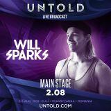 Will Sparks Live @ Untold Festival 2018