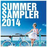 DJ SPY - Summer Sampler 2014