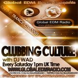 DJ Wad - Clubbing Culture podcast 023 (Guest mix DJ Mark Khoen)