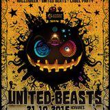 Dj Symbolium @ United Beasts (France)  - United Beast Records Label Party! 31-10-2015