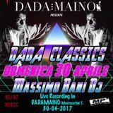 Massimo DJ Bani DADAMAINO 30-04-17