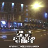 DJ Luke -livecut- (2,5h) @ Club York / Kassel / Germany 25.09.2015