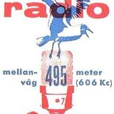 Summary of Radio Nord's Topp 20 for the whole month of October 1961