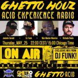 Ricardo Reale - Ghetto Houz Acid Experience Radio Chicago