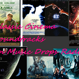 Soundtracks of Classic Cinema Movies  on Music Drops Radio B