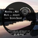 Mentha & Friends plus Sicaria Sound Guestmix - Subaltern Radio 15/03/2018 on SUB.FM