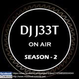 dj j33t on air season @ 2