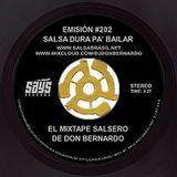 El Mixtape Salsero de Don Bernardo - Emisión #202
