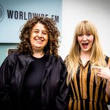 Kate Hutchinson with Jane Fitz // 28-04-17