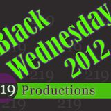 Black Wednesday Mix 2012 | DJ Segal | 219 Productions