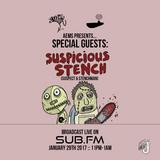 Aems ft. Suspect & Stenchman - SubFM - Show005 - 29_01_2017