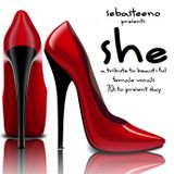 SHE - A Tribute To Female Vocals - 70s To Present Day!