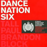 BRANDON BLOCK DANCE NATION 6 MINISTRY OF SOUND 1999