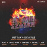 Deano Sounds Around the World Mix on the Last Train to Szatanville Show