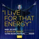 Arty pres. Alpha 9 – Live @ Ultra Music Festival, ASOT (Miami, United States) – 26-MAR-2017