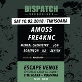 Freenetik party presents Dispatch records promo mix by Zenith