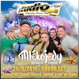 Studio54 Night live @ Beach Park Mlekojedy 26-8-2016 - ALL Night Long