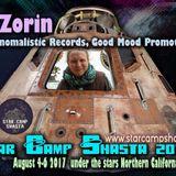STAR CAMP SHASTA 2017 - ZORIN - 5 AM