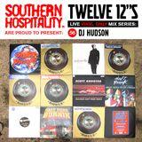 Twelve 12's Live Vinyl Mix: 56 - DJ Hudson - Daft Punk Special!