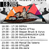 Live from Spilas Music Picnic 01_08_2015
