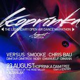 Chris Bau - live at Open Air Koprinka, Rose Valley, Bulgaria - 23-Aug-2014