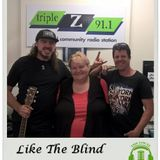 Interview with Flex and Luke from Like The Blind on The Local - SA - 21 Dec 2017