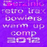"""""""retro trax/bowlers DJ COMP"""" / Gerzinio"""