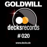 Goldwill - Decks Records Podcast Edition 020
