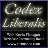 Codex Liberalis on Geo-Engineering with Terry Lawton and Martin Beard