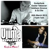 Subsession Gutterfunk Easter Takeover - Ujima Radio 26th March 2013