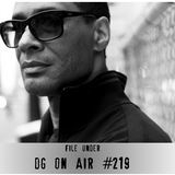 Different Grooves On Air #219 - Derrick Thompson aka Drivetrain