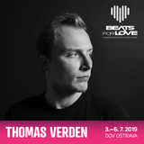 Thomas Verden @ Beats For Love (EDM & Trance Stage), Ostrava, 3.7.2019