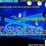 In The Mix With DJ Tim - 20th October 2017 - Preston Hospital Radio - (PHR)