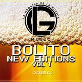Bolito New Editions Vol 1 Ockes DJ LG Music