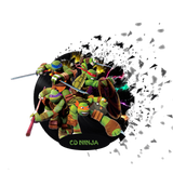 cd ninja (soca, house pop and techno)